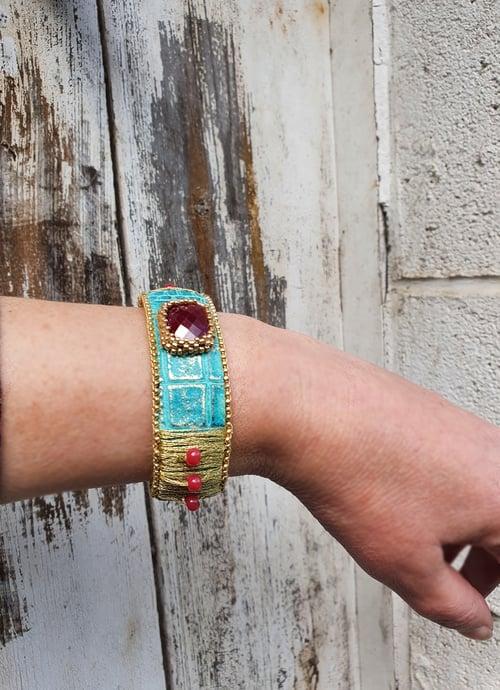Image of Bracelet rubis Holi