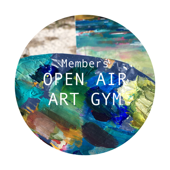 Image of MEMBERSHIP GROUP Open Air Art Gym