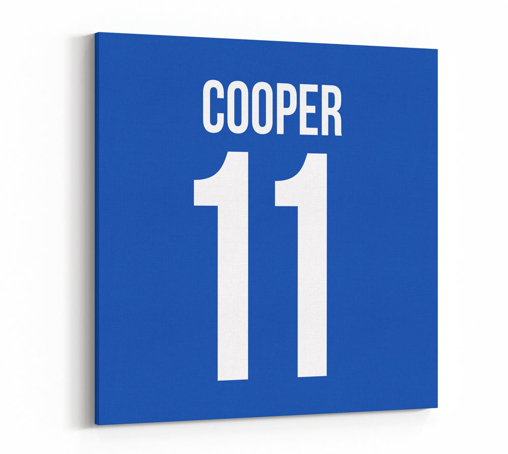 Image of Davie Cooper No.11