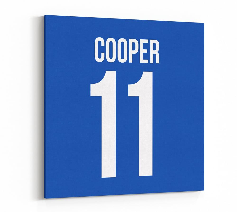 Image of Davie Cooper No.11