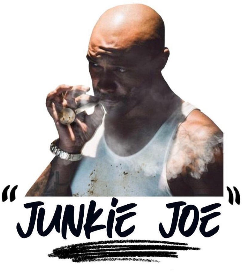 "Image of The ""Junkie Joe"" Tee (Limited Edition)"