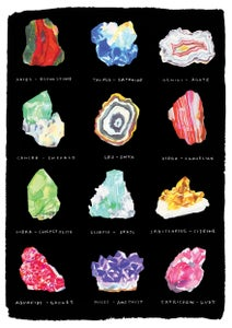 Image of ASTROLOGY ROCKS - Fine Art Giclee Print