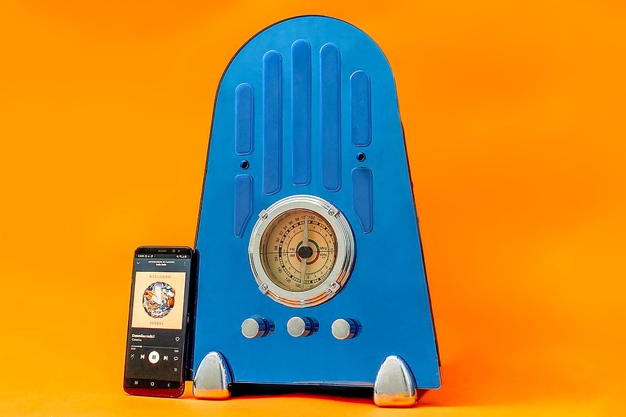 Image of MEB SOUND NOSTALGIC COLLECTION 9823 (1998) SPEAKER BLUETOOTH