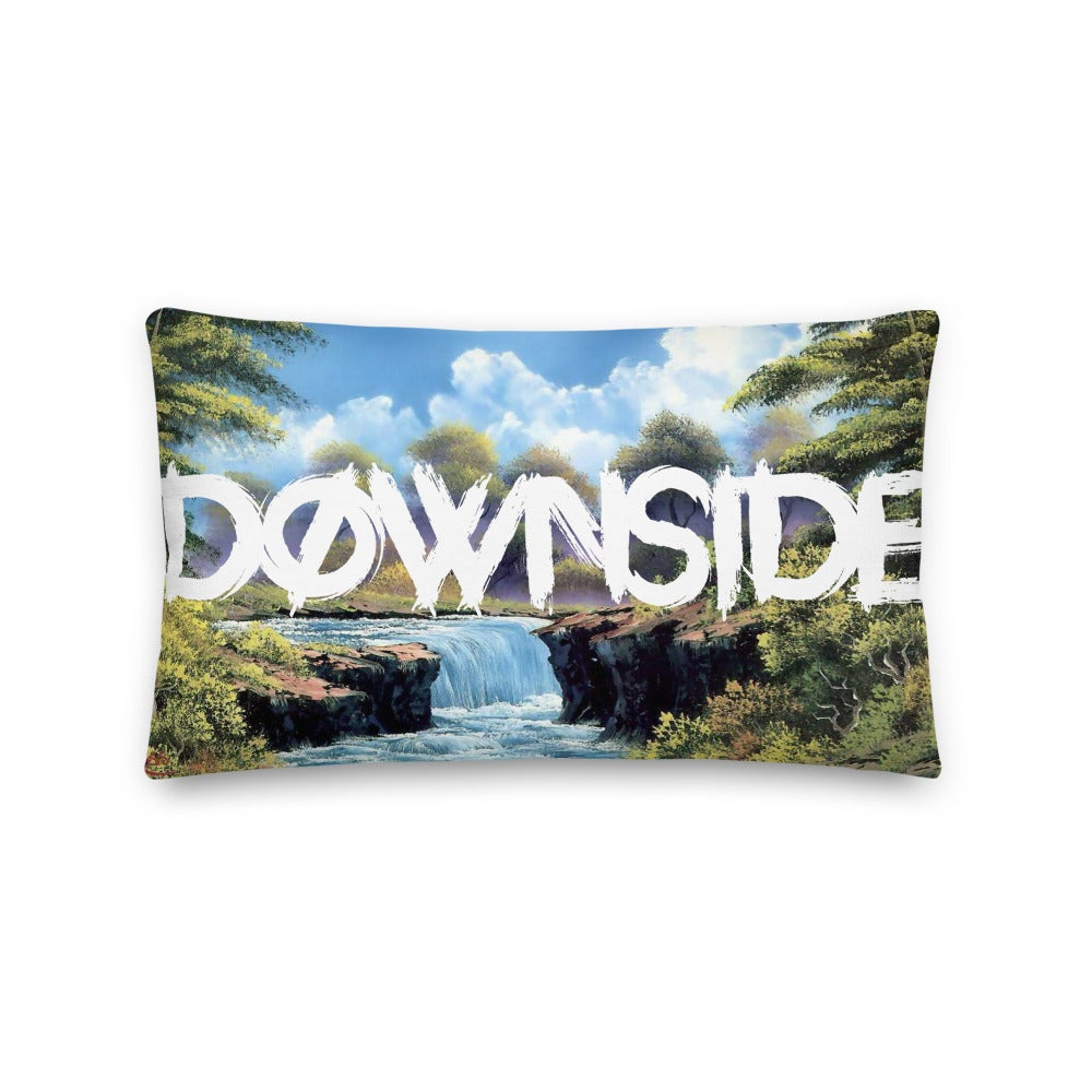Image of Bob Ross Pillow