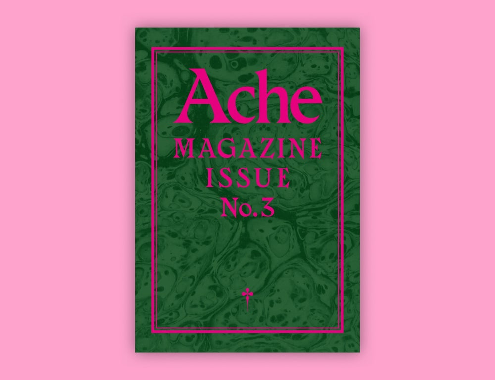 Image of Ache Issue No. 3