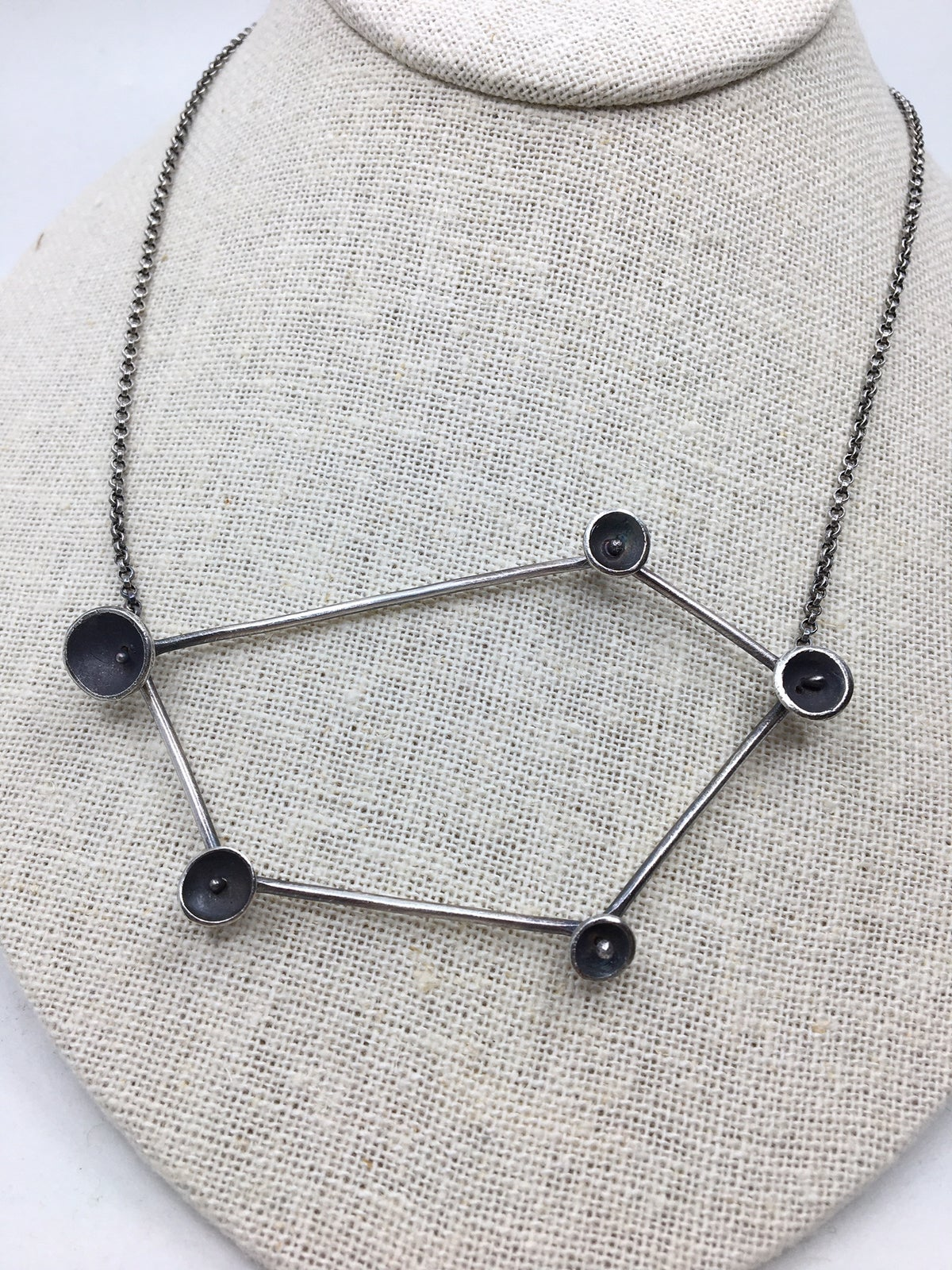 """""""Constellation"""" Necklace by Lisa Colby"""