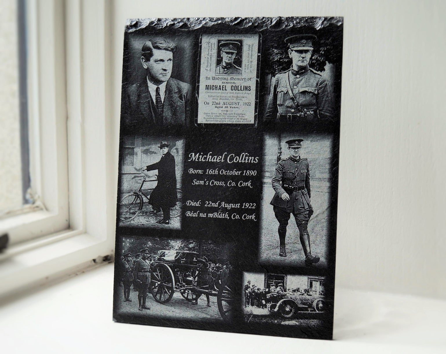 Image of Michael Collins Collage
