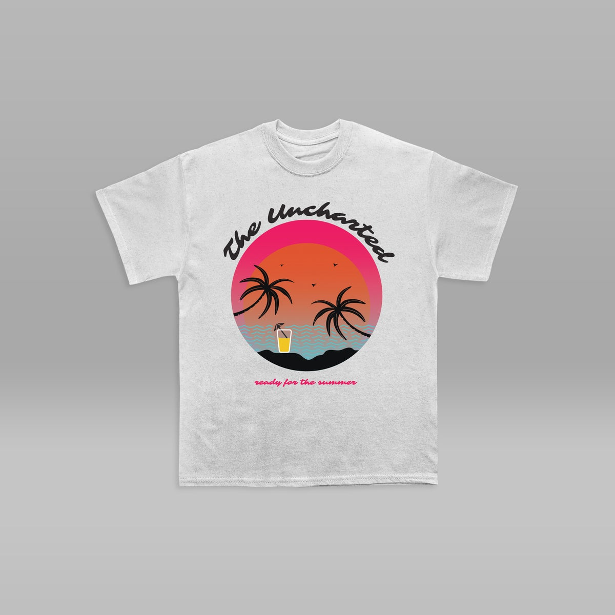 Image of THE UNCHARTED 'SUMMER' TEE
