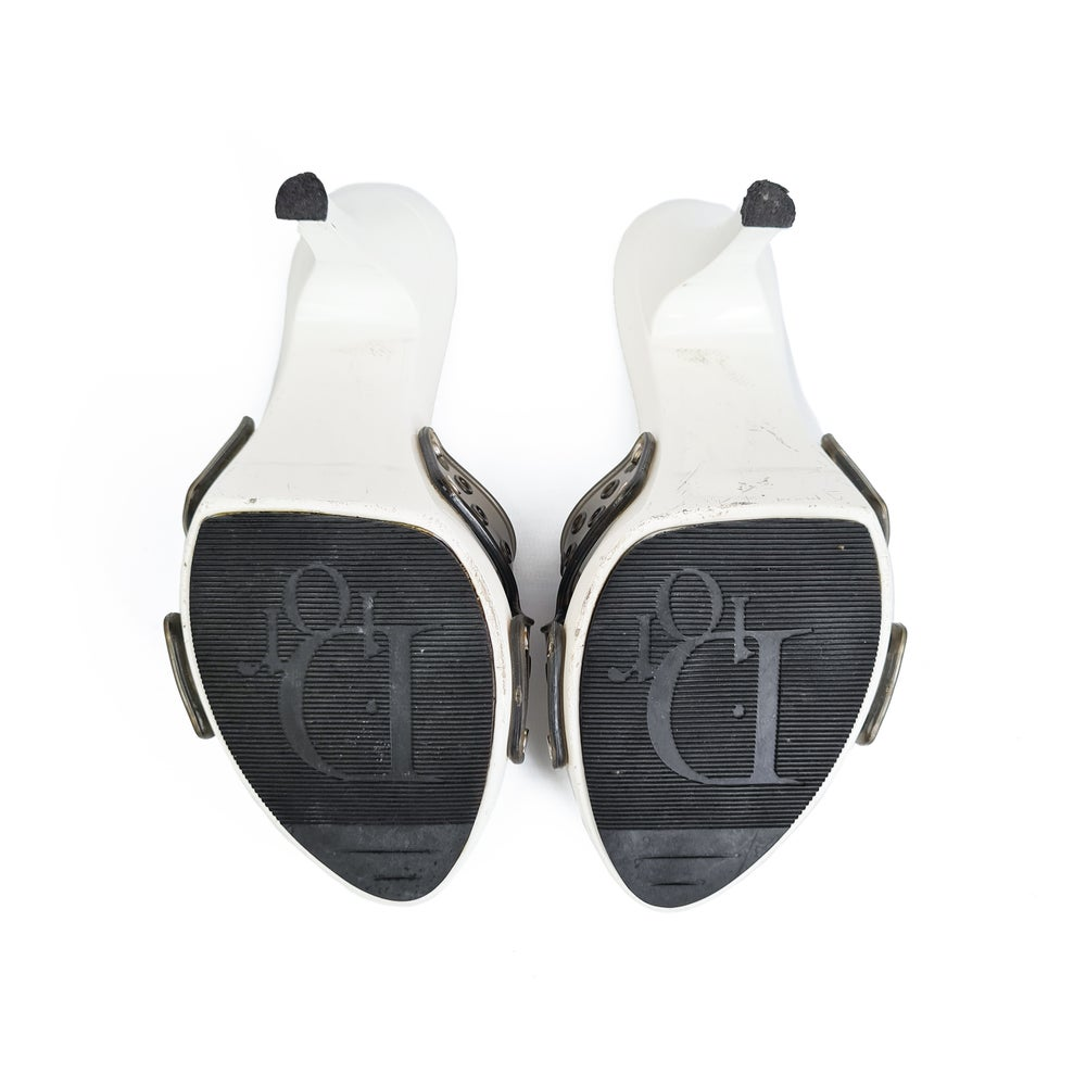 Image of Christian Dior Jelly Mules
