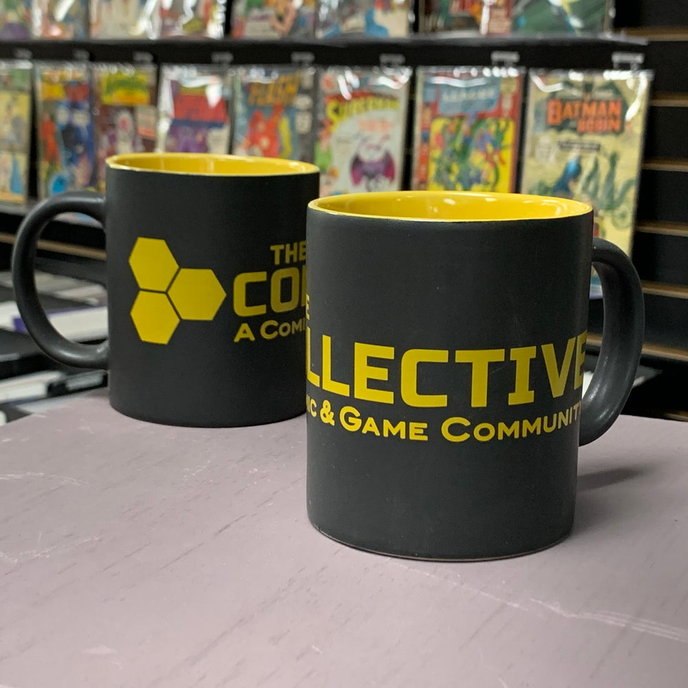 """Image of """"The Collective"""" 11oz Mug"""