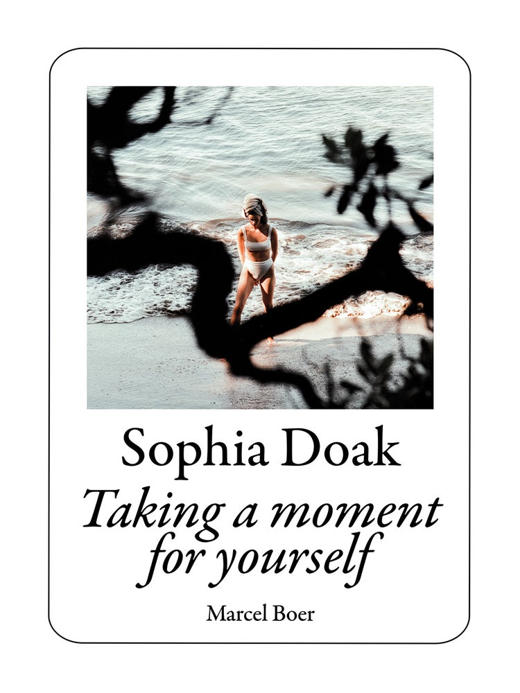 Image of Sophia Doak - Zine / Out NOW!