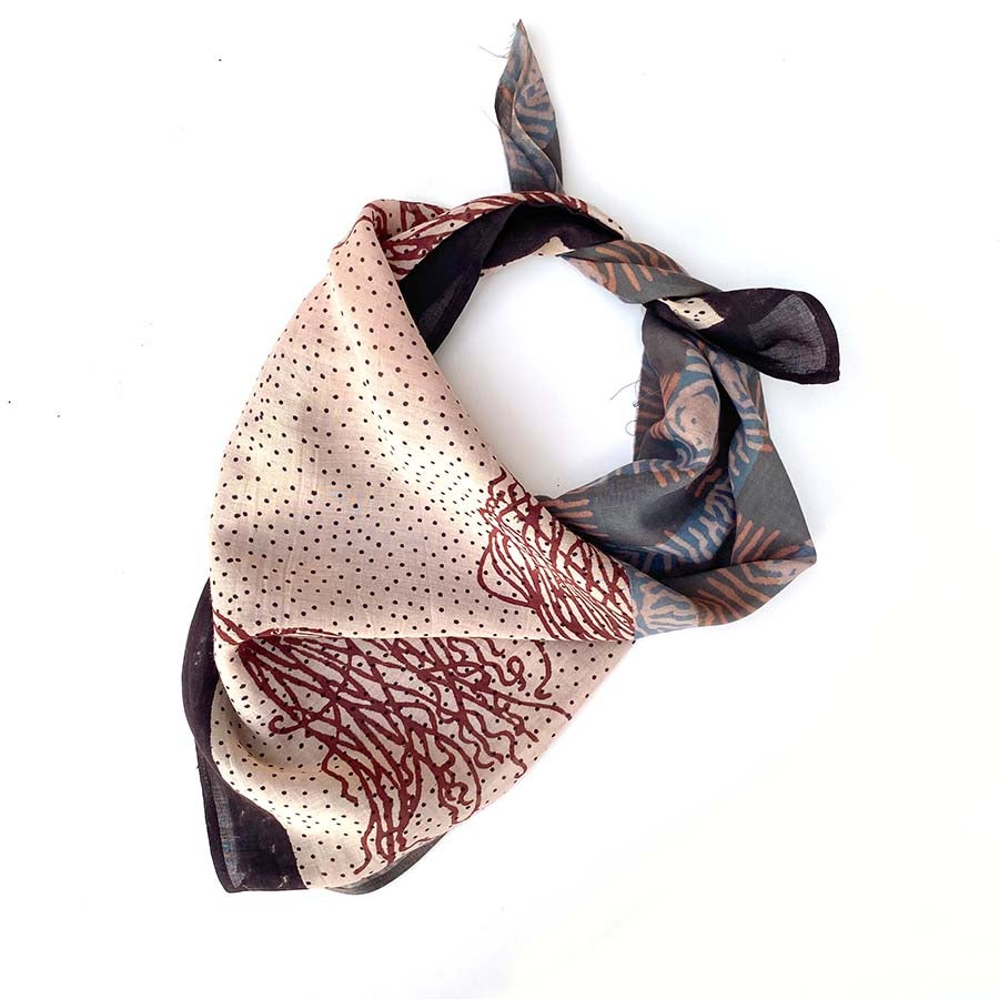 Image of Rose Gold Bandana