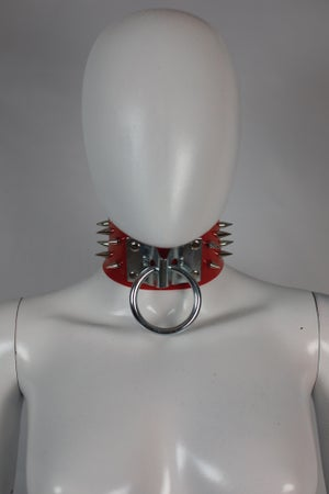 Image of Bloodlust Studded Choker