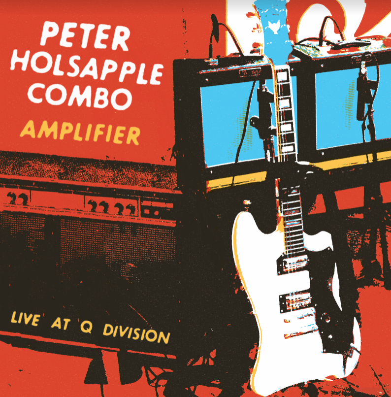 Image of Amplifier - Live at Q Division
