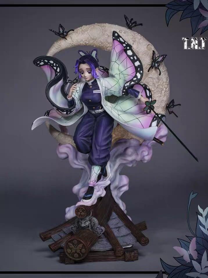 Image of [Pre-Order]Demon Slayer T.N.T Studio Shinobu Kocho Resin Statue
