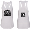 Lions Not Sheep Tank Womens -White