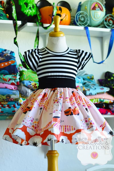 Image of Farm Life Twirl Dress