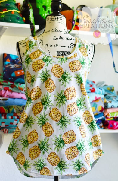 Image of Women's Pineapple Tank
