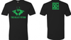The Beast Within Shirt Mens- Black