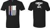 Iron Den Flag Shirt Mens -Black