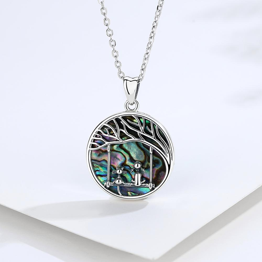 Mother of Pearl Tree of Life - 3 Options (925 Silver)