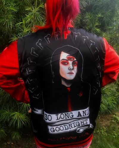 Image of PRE-ORDER MCR Revenge Varsity Jacket