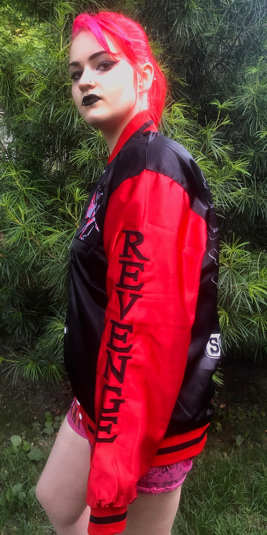 Image of MCR Revenge Varsity Jacket