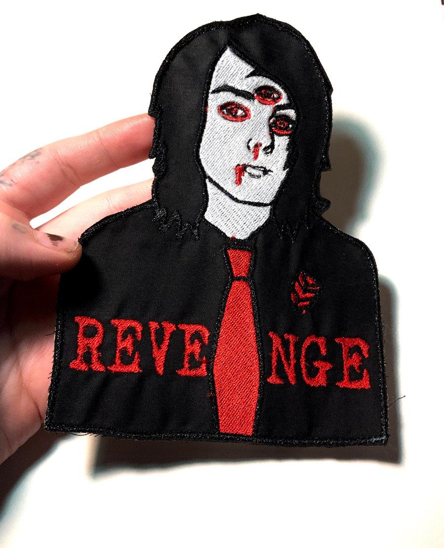 Image of Revenge Gerard Patch
