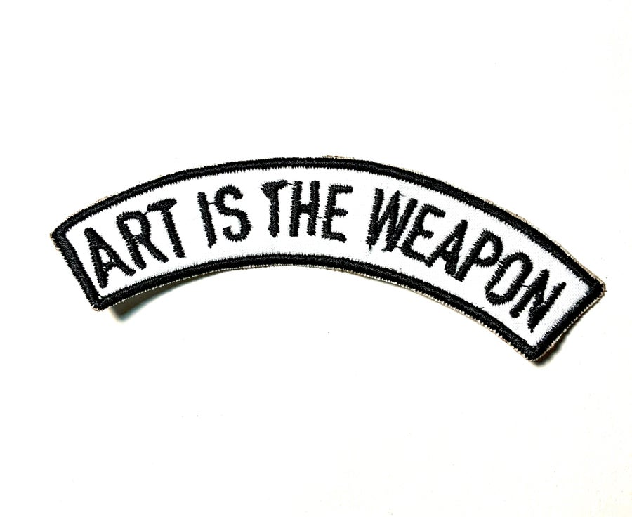 Image of Art is the Weapon Patch