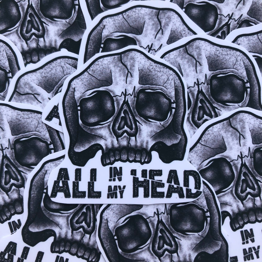 Image of AIMH Sticker *Only Available With Orders*