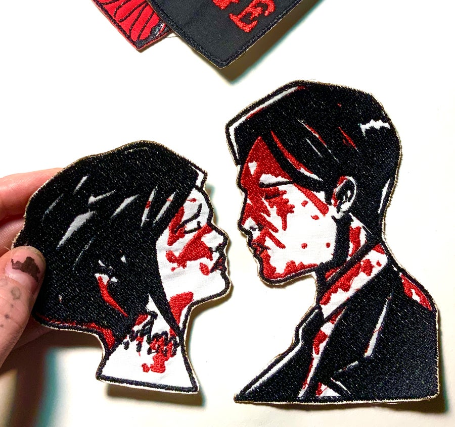 Image of Demolition Lovers Patch Set