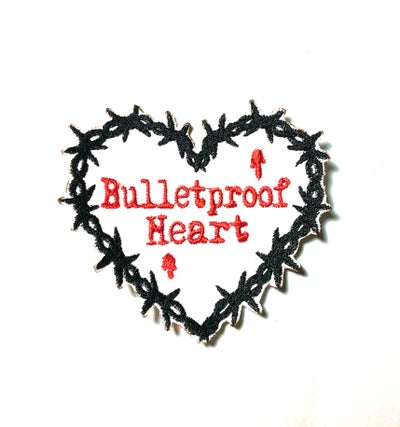 Image of Bulletproof Heart Patch