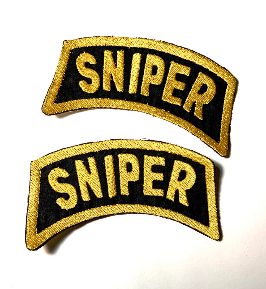 Image of Sniper Patch