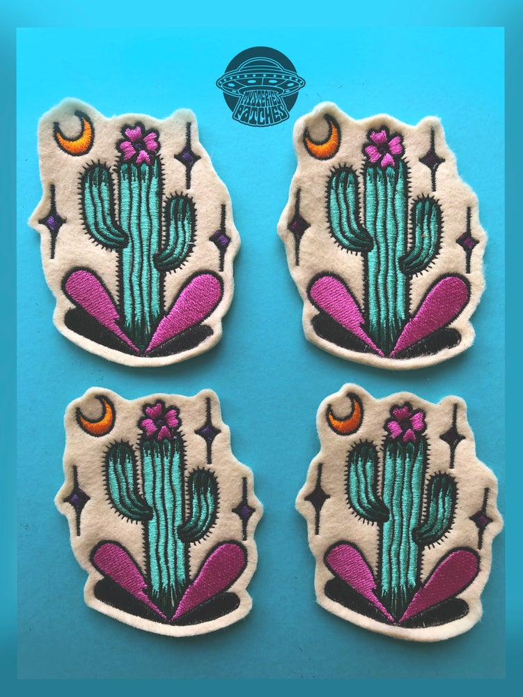 Image of D M S Tattoo The Southwest By Mysteries Patches