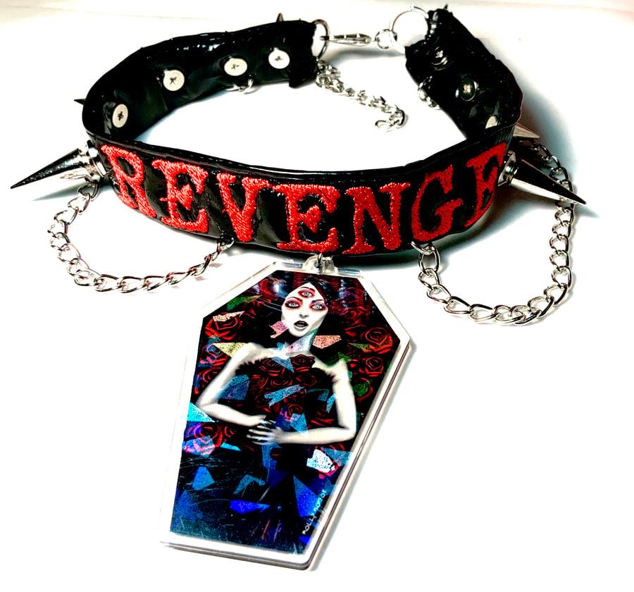 Image of Helena Revenge Choker