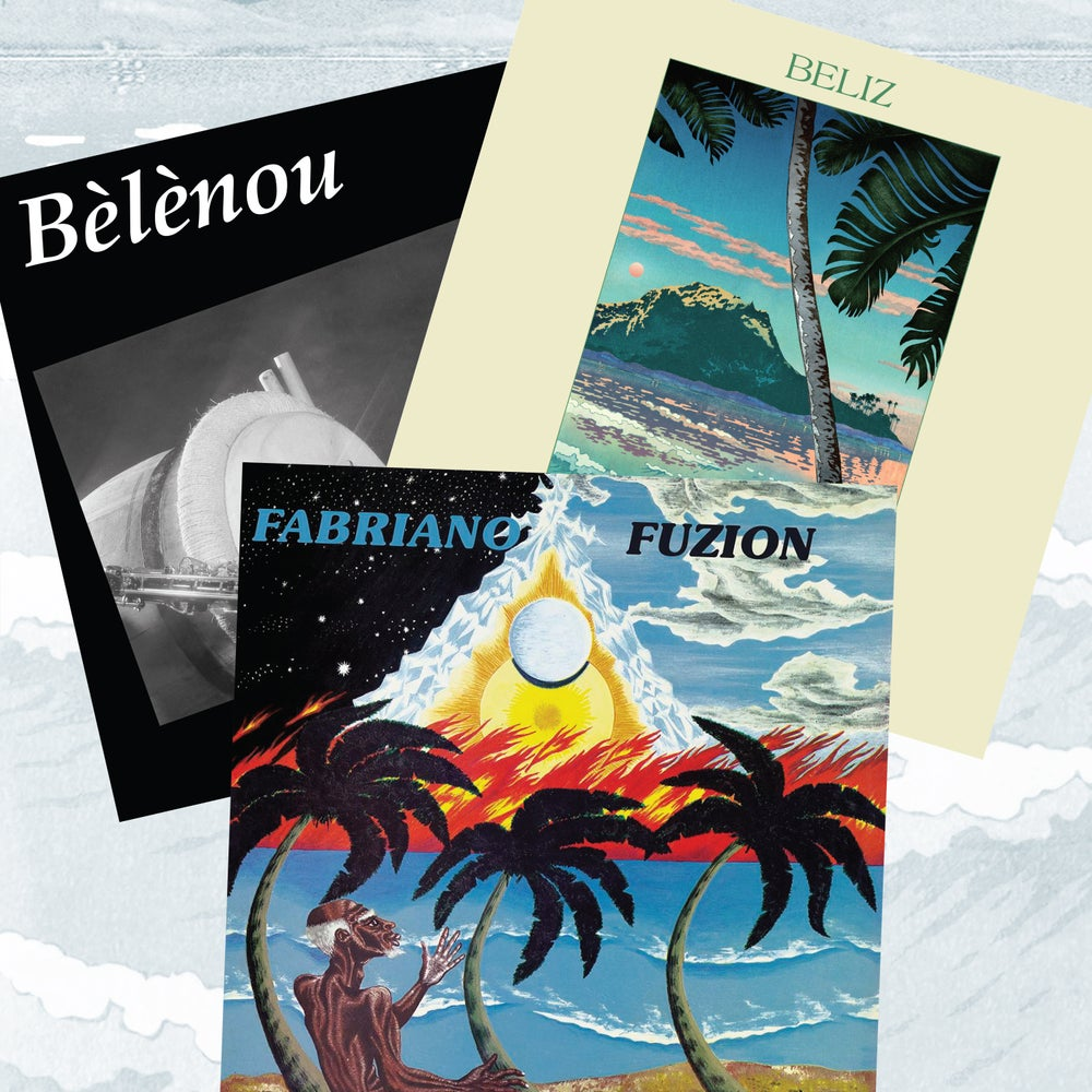 Image of LIMITED BEAUMONDE BUNDLE: Béliz + Bèlènou + Fabriano Fuzion