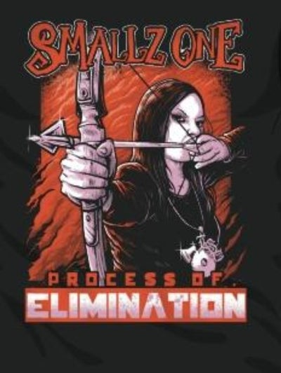Image of SMALLZ ONE : THE PROCESS OF ELIMINATION  TALL tee shirt