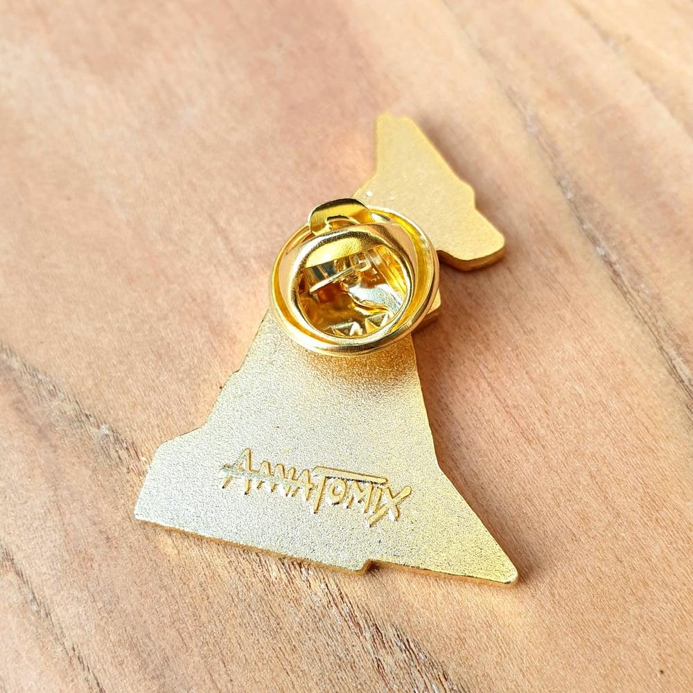 Image of Hard Enamel Pin #1