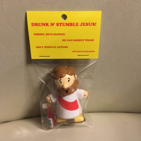 Image of Drunk N Stumble Jesus!