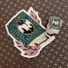 Magical History Book Sticker