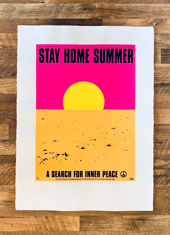 Image of Stay Home Summer
