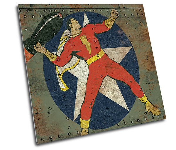Image of Golden Age Marvel_Bomber Nose Art