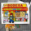 Bodega Corona Giclee Print
