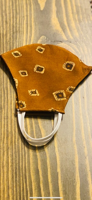 "Image of ""Safari"" Mask"