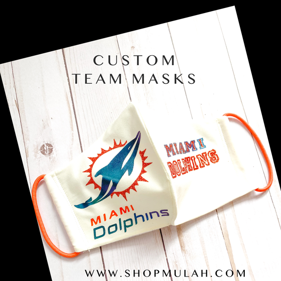 Image of Sports Team Masks