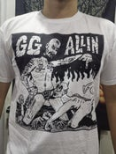 Image of GG ALLIN Hatred T-shirts