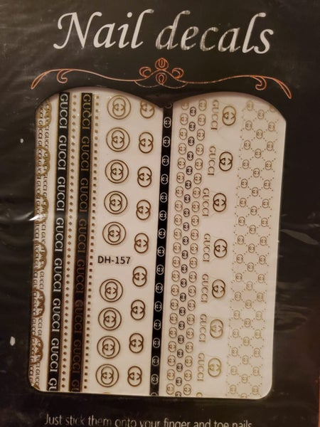 Image of Gucci decal  should-157