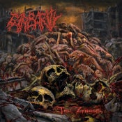 Image of BARBARITY The Zymosis CD/Digi CD/T-shirt PRE-ORDER