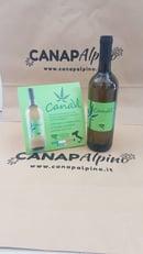 Image 1 of Cana Vì- Vino alla canapa