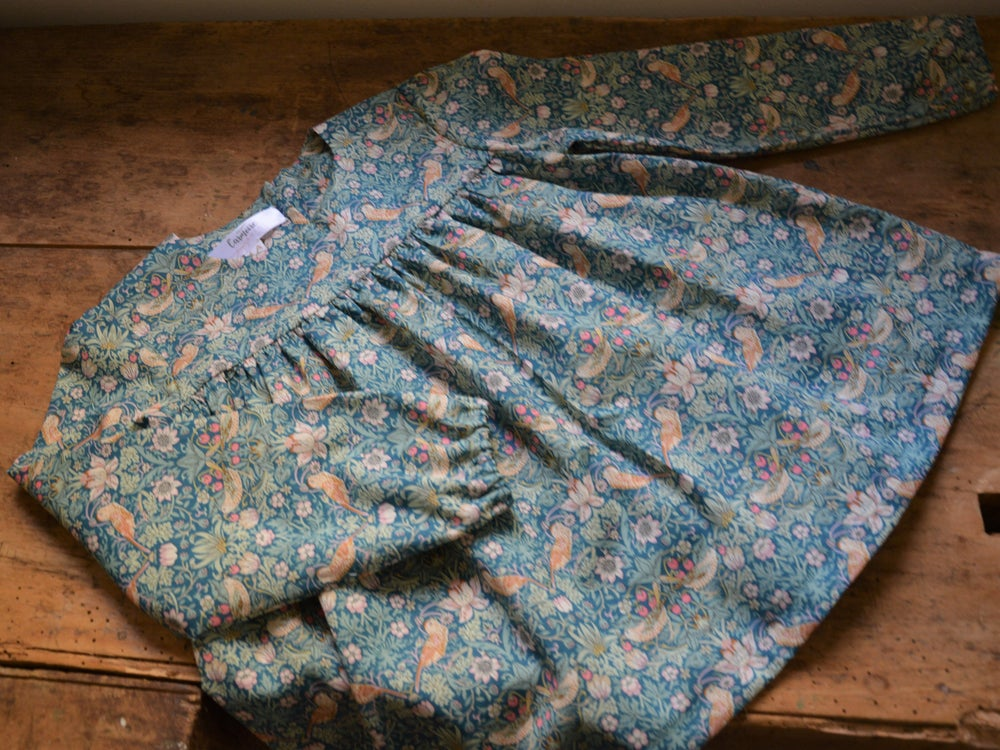 Image of Blouse en liberty stramberry thief